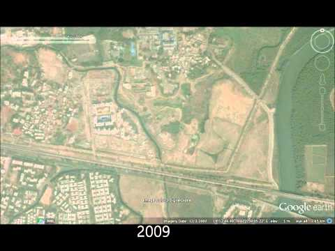 Urbanization in India 2003 - 2013