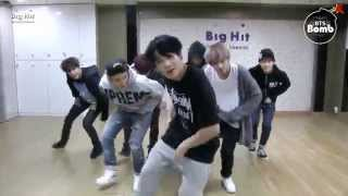 BTS dance performance Real WAR ver