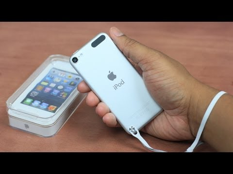 iPod Touch Unboxing (5th Gen)