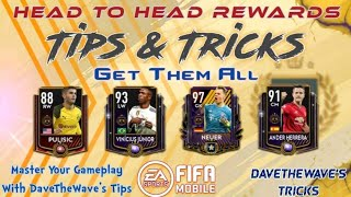 FIFA MOBILE - H2H TIPS & GAME THEORY PART 3