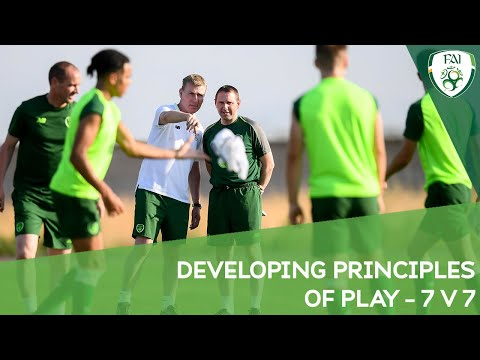 Developing Principles of Play - 7v7