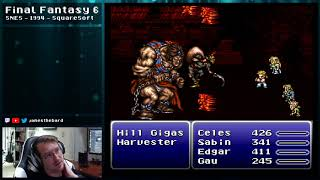 Final Fantasy 6: Checking up on Terra, Getting all the Espers