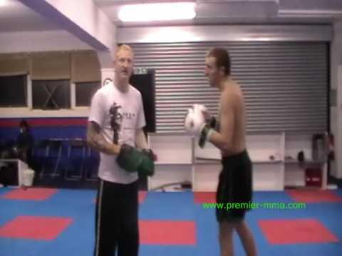 Premier MMA: Kickboxing Harrow - Hand Speed Drill 1 to 7 Image 1