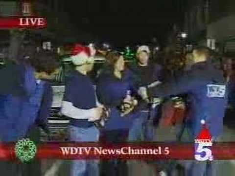 wdtv xmas parade interview