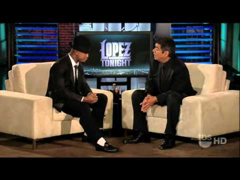 Ne Yo Performs One In A Million; Interview About His Fall On Ama On Lopez Tonight video
