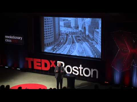 Responsive Cities: Kent Larson at TEDxBoston