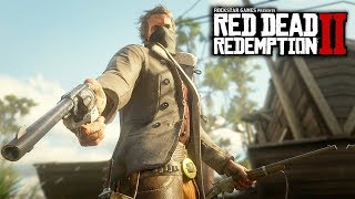 Red Dead Redemption 2 - NEW IMAGES! Weapon Customization, Gameplay Info, Hunting & More!