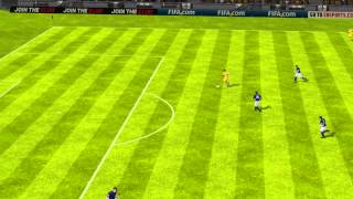 FIFA 13 iPhone/iPad - INAZUMA ELEVEN vs. Hartlepool