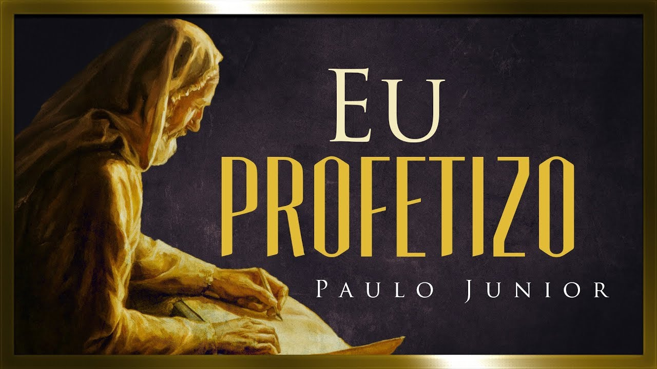 """Eu Profetizo"" - Paulo Junior"