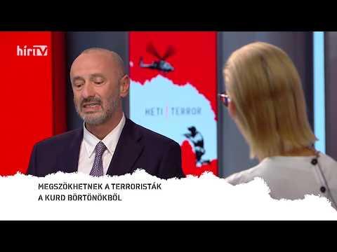 Heti terror (2019-10-23) - HÍR TV