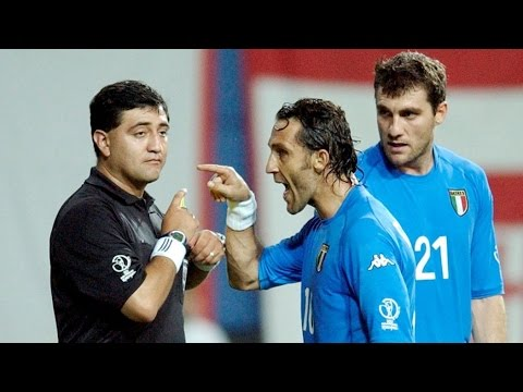 FIFA World Cup 2002 - Disgrace of a Sport