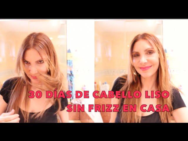 Alisado y Anti Frizz Casero por 30 DÍAS!!! RIFA INTERNACIONAL / Home Keratin Treatment