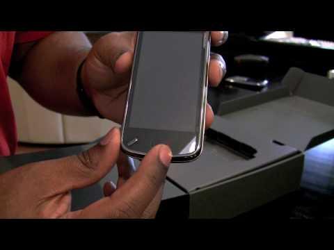 Nokia N97 NAM Unboxing