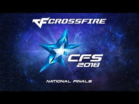 CrossFire Stars 2018 Natinonal Finals #2