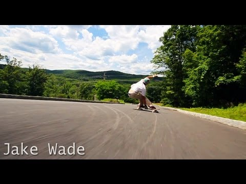 Longboarding with Jake Wade - Nelson Longboards