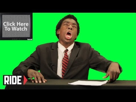 &quot;Hot Chick, Kickflip&quot; SKATELINE BLOOPERS