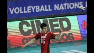 Best Volleyball Middle hitters by Haku Lee (李博(Ri Haku) | Volleyball Japan