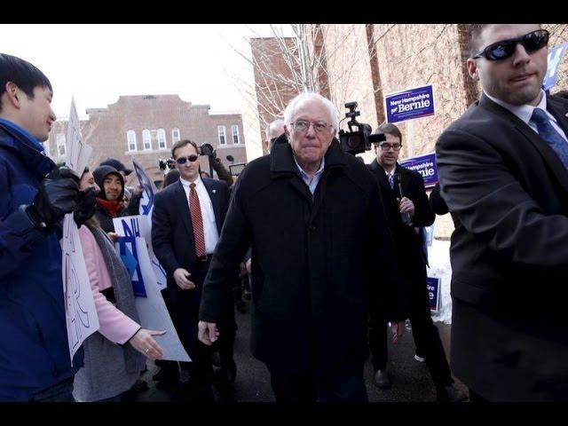 Bernie Sanders's secret service code name REVEALED!