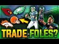 Whats Next For Nick Foles?   Should The Eagles Keep Or Trade The Super Bowl LII MVP?