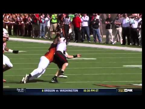 Texas Longhorn Football Preview 2012 (Extended Dark Knight R.I.S.E.s Version)HD