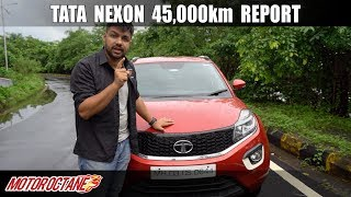 Can't Miss: Tata Nexon - 45,000km Long Term Report | Hindi | MotorOctane