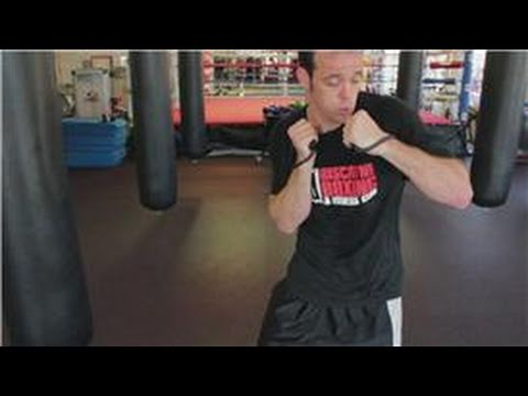 Boxing Tips : Boxing Exercises at Home Image 1