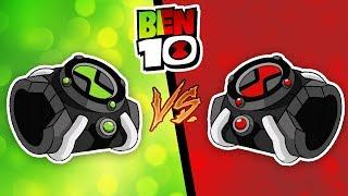 OMNITRIX DO BEN 10 VS OMNITRIX DO MAL no MINECRAFT