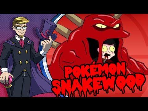 The Walking Dead Meets Pokémon! - Classy Reviews - Pokémon Snakewood