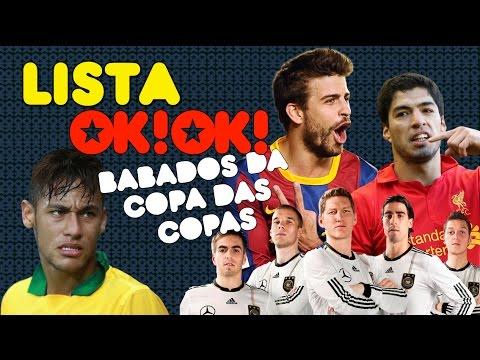 Top 6 maiores babados da Copa das Copas EVEEEEEEEER