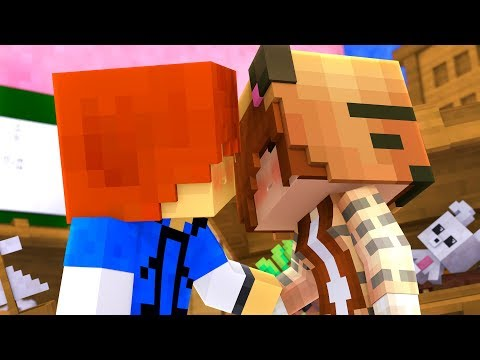 Minecraft Daycare - ARE WE DATING !? (Minecraft Roleplay)