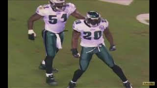 Brian Dawkins highlights |Weapon X|