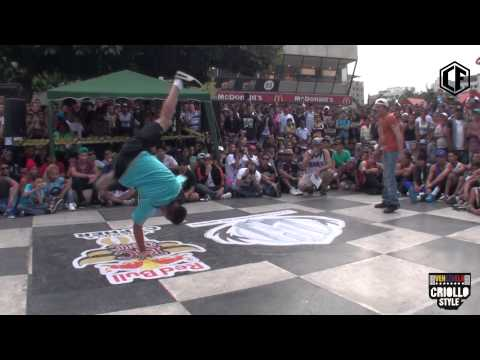 World Power Moves Series Venezuela / 8vos de final Boby vs Power Soy