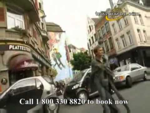 Brussels Travel Video: Brussels Videos