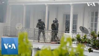 Sri Lanka Bombings: Army raid as death toll rises