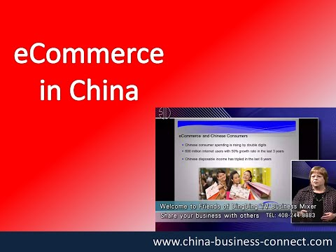 eCommerce in China - Business with China