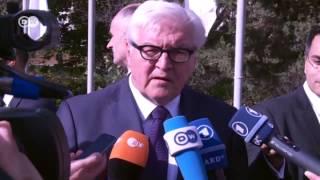 شتاينماير من الجزائر.. تهاوي أسعار النفط يهدد آفاق التعاون الاقتصادي   الجورنال