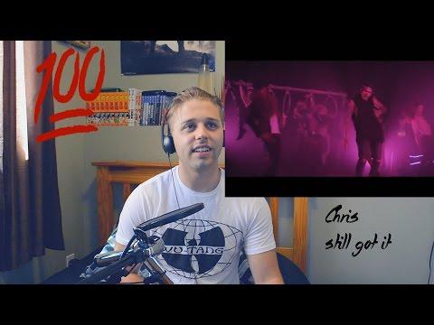 CHRIS BROWN GRASS AIN'T GREENER (REACTION)