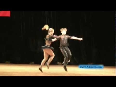Juliana Denisov & Maxim Lavrov - St. Petersburg Cup 2011