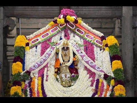 Gangai Kondan kalla piran Perumal  kovil Garuda Seva