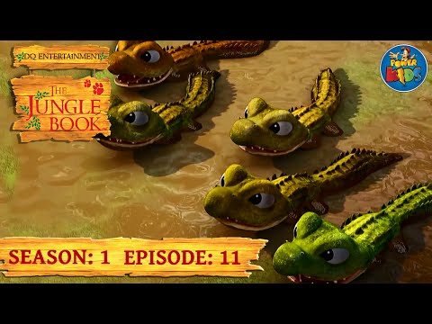 The Jungle Book Cartoon Show Full Hd - Season 1 Episode 11 - Mowgli's Log video