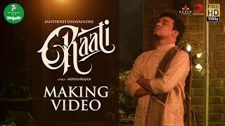 7up Madras Gig Raati Making Audio Santhosh Dhayanidhi