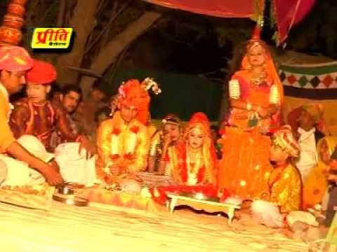 Ek Papad Ghi Me Taliyo-rajasthani Marriage Special Hit Video Song Of 2012 From Album Kanvar Kalovo video