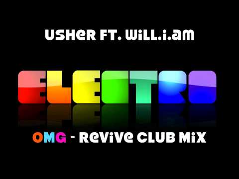 usher omg 2012 Will.I.Am + Remix