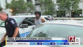 Trial underway for NC man accused of shooting into crowd