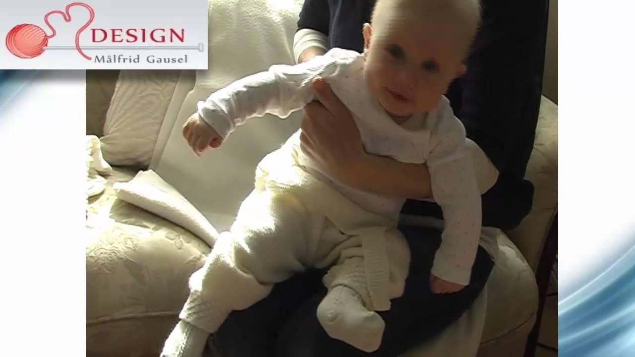 baby stricken anleitung youtube. Black Bedroom Furniture Sets. Home Design Ideas
