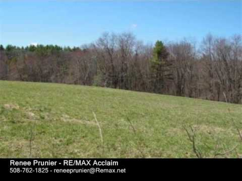 lot 7 Blood Road Charlton, MA 01507 - Single-Family Home - Real Estate - For Sale -