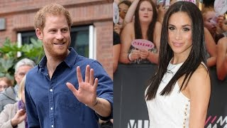 Prince Harry Visited New Girlfriend Meghan Markle In Toronto Source Says