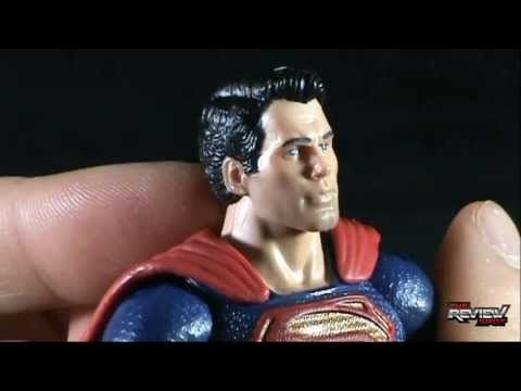 Toy Spot - Mattel Man of Steel Movie Masters Superman