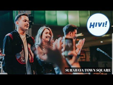 Download Hivi full live Part 1 | Etor - Surabaya town square 2019 Mp4 baru