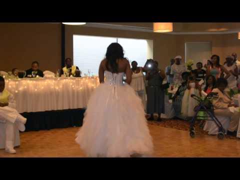 Lesbian Wedding First Dance 2014 video